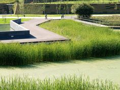 Batlle i Roig Arquitectes — Atlantic Park in La Vaguada De Las Llamas — Image 3 of 23 — Europaconcorsi