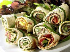 Wraps mit grünem Spargel ist ein Rezept mit frischen Zutaten aus der Kategorie Schwein. Probieren Sie dieses und weitere Rezepte von EAT SMARTER!