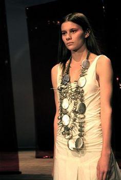 Maria Calderara Spring 2009 Indulge and Play Pin Image, Donna Karan, Vera Wang, Marni, Gemstone Jewelry, Runway Fashion, Jewerly, Dior, Fashion Accessories