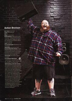 La Vieja Escuela: Action Bronson
