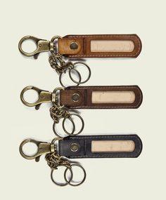 portachiavi Coffman - colori disponibili  100% Made in Italy  Certified Original Italian Product  Real Leather  Handmade  Vintage Aviation Department   £21