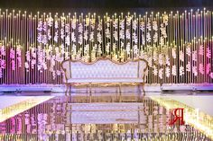 Photographer, Writer, & Life-Enthusiast - Not in the Same Order Wedding Reception Backdrop, Wedding Mandap, Wedding Venues, Stage Decorations, Indian Wedding Decorations, Flower Decorations, Cradle Ceremony, Wedding Stage Design, Luxury Wedding Decor