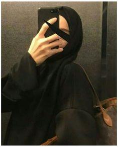 Muslim Girls Photos, Girl Photos, Hijabi Girl, Girl Hijab, Hijab Hipster, Hijab Fashion Summer, Black Hijab, Arab Girls Hijab, Iranian Women Fashion
