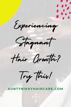 Your hair not growing? try this quick tip. Natural hair growth journey, natural hair growth tips Natural Hair Growth Tips, Long Natural Hair, Natural Hair Styles, Grow Hair, Natural Oils, Journey, Grow Longer Hair, The Journey, Make Hair Grow