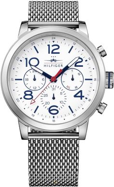 Relógios Tommy Hilfiger para primavera-verão chegam ao Brasil