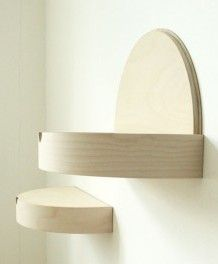 Hide away shelf is a simple yet spectacular and innovative storage shelf in a beautiful form which really highlights the structure of the wood.A shelf with a lid where you can hide small stuff you don't want to have … Read More