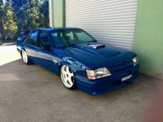 SS Group A Commodore Australian Muscle Cars, Aussie Muscle Cars, My Dream Car, Dream Cars, Blue Meanie, Holden Australia, Holden Commodore, Luxury Suv, Car Humor