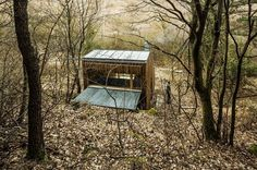 Cabane Tom's Hut par studio raumhochrosen - Journal du Design