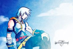 Riku My version KH3 by MCAshe on DeviantArt