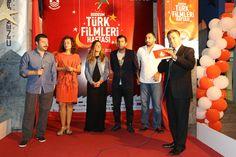 Son Günümüzde Çakallarla Dans 2 Hastasıyız Dede filmi yönetmeni Murat Şeker ve başrol oyuncuları Didem Balçın, Hakan Bilgin, Doğa Rutkay ve senaristi Ali Tanrıverdi bizimleydi.