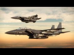 THE NEXT GENERATION F-15 IS PACKED WITH MISSILES || WARTHOG 2017