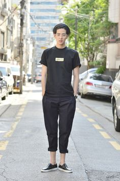 Streetsnap: Jo Min Ho. Photo by Ensorcelant