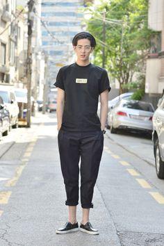 Streetsnap: Jo Min Ho. Photo by Ensorcelant