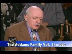The Addams Family cast interview - YouTube