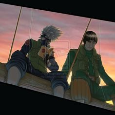 Konoha's Most Powerful Pair: The Kakashi and Gai FC - Page 8 - Naruto Forums