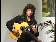 Tomatito flamenco guitar classes book DVD on Vimeo
