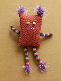 Zigzag Sally Doll    http://www.lionbrand.com/patterns/L0706.html?noImages=