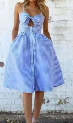 Cute Summer Outfits, Summer Dresses, Cute Tshirts, Diy Clothes, Barbie, Fashion Outfits, Simple, Green Dress, Women's Blouses