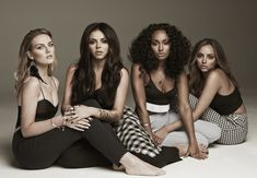 little mix natural....