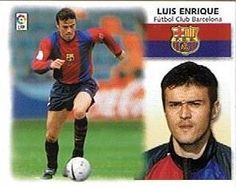 Luis Enrique, F.C. Barcelona