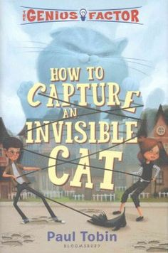 Socially awkward fifth-grade genius Nate Bannister recruits his classmate Delphine to help him reverse one of his many experiments (a dinosaur-sized, invisible cat) while foiling the schemes of the world's most dastardly organization, the Red Death Tea Society.