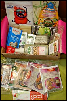 ecocentric mom box october | Ecocentric Mom Box April 2013 with discount code {video}