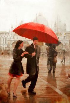*#$& Não é preciso que me abraces agora. Quero me sentir protegida, ao seu lado fugindo dos pingos da chuva; Guiada pelos teus braços, dividindo este teu guarda-chuva, a mulher mais feliz.  Texto: Christine Aldo - Versos Poéticos