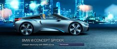 I Love BMW's but, electric? i cant wait to see the specs for performance..