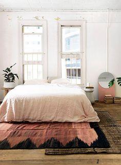 un tapis, des teintes, des ambiances.