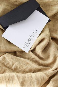 Wedding - Groom Proposal - Proposal - Wedding Stationery - Groomsman - Invitation - Invite - Bridal - Bride Invite, Invitation, Wedding Groom, Wedding Stationery, Proposal, Photo And Video, Bride, Wedding Bride, Bridal