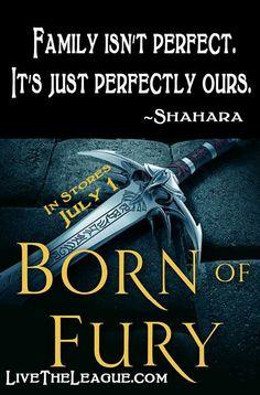 Born of Fury (The League, Sherrilyn Kenyon--love her books Dark Hunter, Sherrilyn Kenyon Books, Chronicles Of Nick, Good Books, Books To Read, Reading Books, Romance Novels, Paranormal Romance, Book Authors