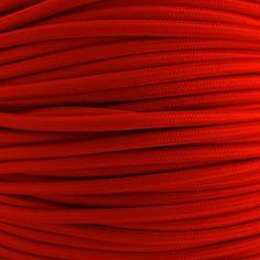 Neue Farben Zugang in unserem Shop! Prüfen Sie! #rot #farbige #textilkabel #desing #modern http://www.imindesign.de/category/farbige-textilkabel