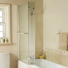 The Technik 6+ Angled Return Screen is one of our most popular options when it comes to choosing a high quality modern bath screen. The exquisite design and beautiful chrome finish compliment each other perfectly and add a sublime shine to any bathroom.The Technik 6+ Angled Return Screen features a deflector panel which you are easily able to adjust in order to suit your needs. This bath screen is a must have for the modern home.