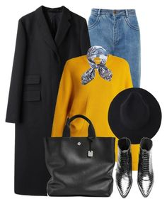 """""""Norway Travel Outfits"""" by tamo-kipshidze ❤ liked on Polyvore featuring Chloé, Margaret Howell, STELLA McCARTNEY, Skagen and Siladora"""