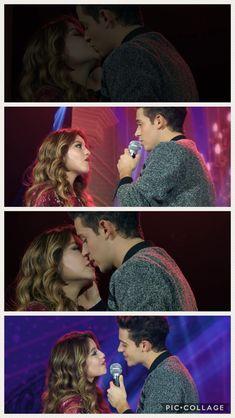 Luna y Matteo cantan Quiero Verte Sonreír!!