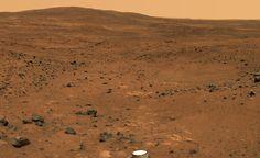 Panorama su Marte