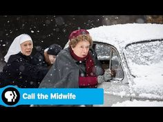 CALL THE MIDWIFE | Behind the Scenes - Recreating the 'Big Freeze' of 1963 - YouTube Big Freeze, Call The Midwife, Behind The Scenes, British, Tv, Youtube, Youtubers, British People, Youtube Movies