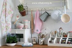 Lindos detalles que hermosean una cocina