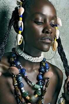 Modèle : Alice Maquillage #blackwomen