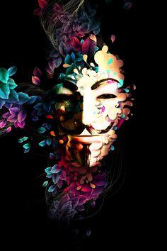 #Anonymous Art Of Revolution Edition Faeizzamriee/AnonzWorldz