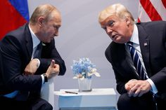 """Trump has 'low' expectations for Putin summit U. President Donald Trump says """"nothing bad . maybe some good"""" will come out of his summit Monday with Russia's Vladimir Putin in Helsinki, Finl. Vladimir Putin, Donald Trump, Helsinki, Ukraine, Putin Trump, National Security Advisor, Poutine, Angst, Us Presidents"""
