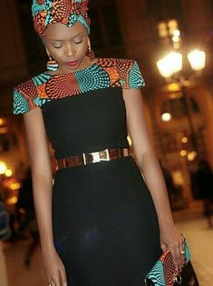 African fashion clothing looks Tips 2136480219 African Print Dresses, African Fashion Dresses, African Attire, African Wear, African Women, African Dress, African Prints, African Style, Ankara Fashion