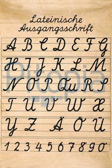 Lateinische Ausgangsschrift (Norman P. Krauß)                                                                                                                                                                                 Mehr