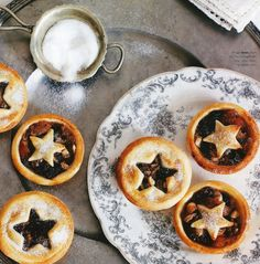 Apricot & Hazelnut Mince Pies. The Actual Recipe For These Delicious Mince Pies Is Pinned On This Board Alongside The Rich Country Fruit Cake