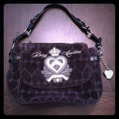 Juicy Couture Book/Baby Bag