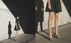 Western Minimalistic Street  Chriselle Lim