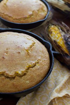 Grilled Corn Cornbread. From the delicious blog, Chasing Delicious.