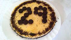 Receta: Tarta de Oreo y chocolate blanco