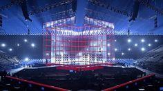 Eurovision-scenen afsløret: Så vild er den! | Grand Prix | DR