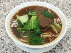 Beef noodle soup Beef Noodle Soup, Beef And Noodles, Restaurant Recipes, Ramen, Meat, Ethnic Recipes